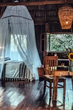 The experience of staying in a sustainable hotel